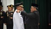 Lantik Wakil Bupati Subang, Aher: Mudah-mudahan Jadi Penyejuk Di Sisa Masa Jabatan