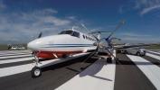 Pendaratan Perdana Pesawat di Bandara Kertajati Berjalan Mulus
