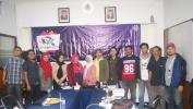 "Fucos Grup Discussion USB Sangga Buana YPKP ""Masa Depan Pers Indonesia"""