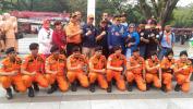 Peringatan HUT Damkar PB di Kota Bandung