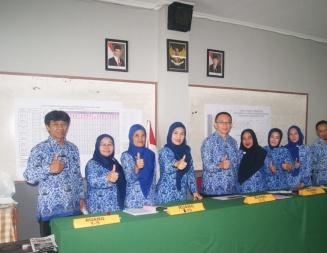USBN SMAN 19 Kota Bandung Berjalan Lancar
