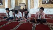 SMPN 28 Kota Bandung UNBK Mandiri Perdana, 326 Siswanya Istigosah Di Masjid Trans Studio