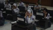 Meskipun Ada beberapa Kendala SMKN 10 Kota Bandung Sukses Laksanakan UNBK 2018