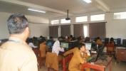 UNBK 2018, Siswa SMKN 15 Kota Bandung Diberi Kelancaran