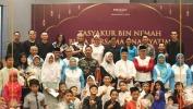 Tasyakur Bi Ni'mah Silaturahmi Buka Puasa Bersama Mercure Bandung City Centre