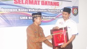 Kolej Vokasional Temerloh Malaysia Kagum akan Keunggulan SMKN 8 Bandung