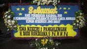 Kompak SMA/SMK se-KCD Wilayah VIII Berikan Karangan Bunga Di Hardiknas 2018 Jabar