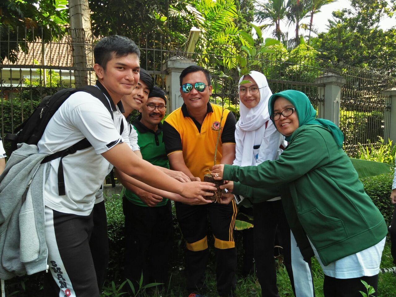 paturay tineung tanam 1000 pohon