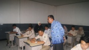 Ujian Kenaikan Kelas SMK PU Negeri Bandung  Pakai Aplikasi Buatan Sendiri