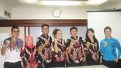Grand Launching HMA Adakan Lomba Model Batik Jabar