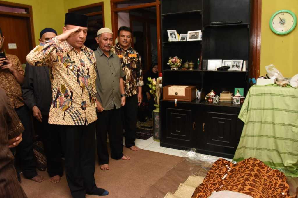 Asep F. A  Kabid Produksi DKPP Jabar Wafat Dalam Tugas, Iriawan Ucapkan Belasungkawa