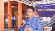 Anti Narkotika Pemeran 'Preman Pensiun' Sambangi MPLS SMAN 18 Kota Bandung