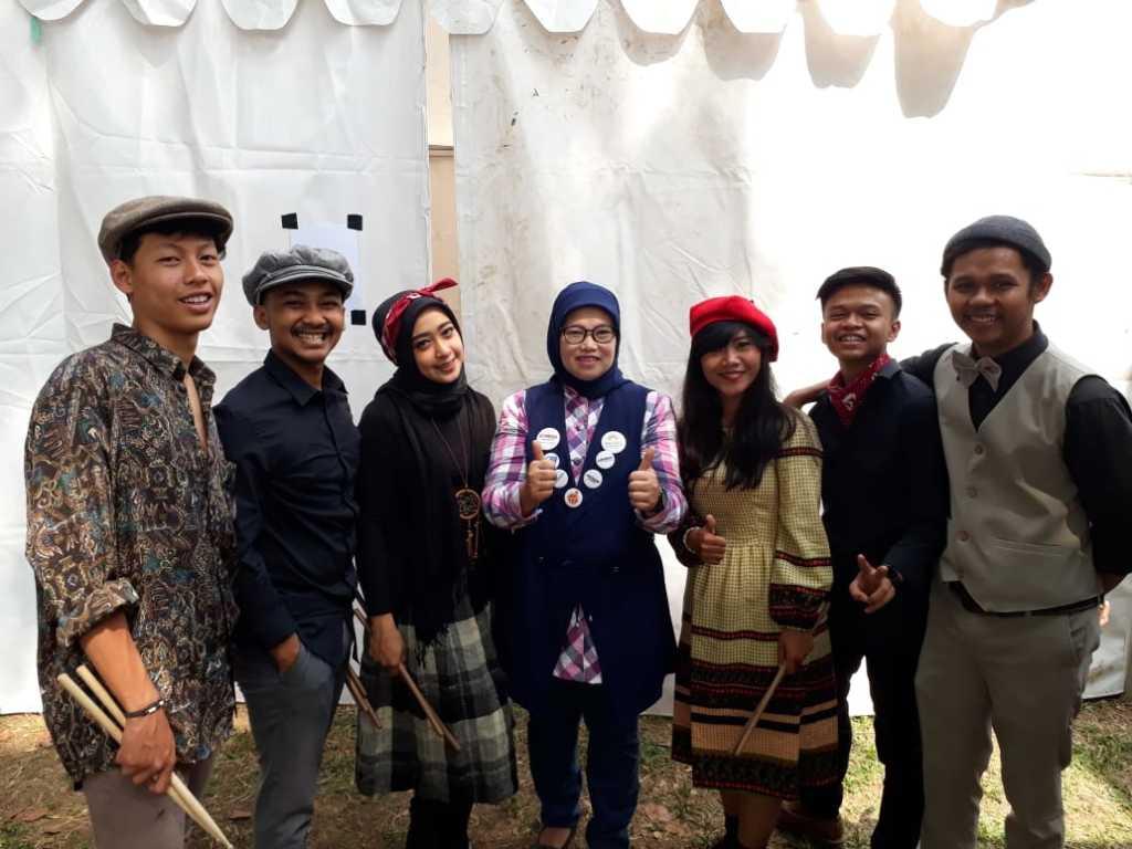 """Pensi SMAN 5 Bandung """"Five Chronosphere"""" Sukses Puaskan Ribuan Penontonnya (5)"""