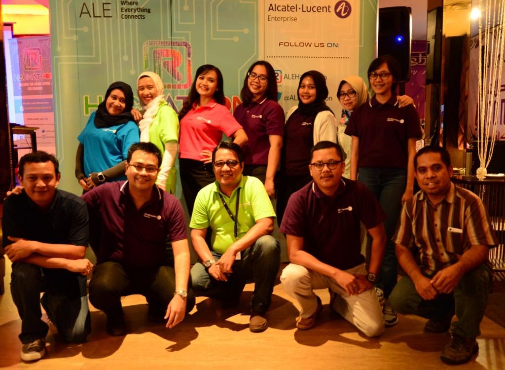 Photo 3 - ALE Hackathon Roadshow in Jakarta (1)