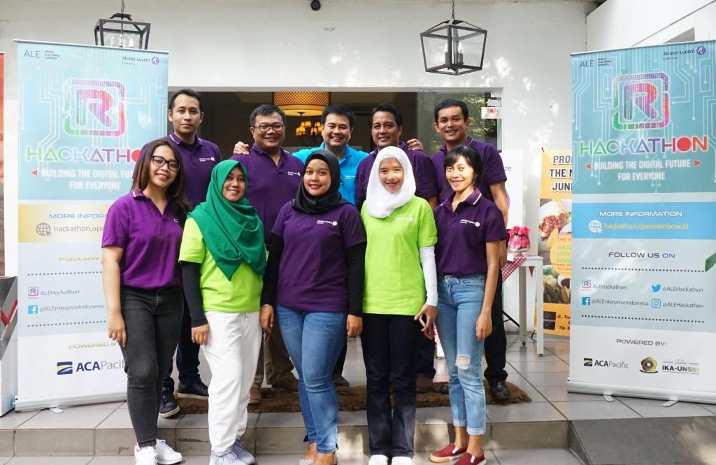 Photo 3 - ALE Hackathon Roadshow in Jakarta (3)