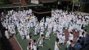 Peringati Idul Adha SMAN 1 Bandung Rutin Adakan Praktek Manasik Haji