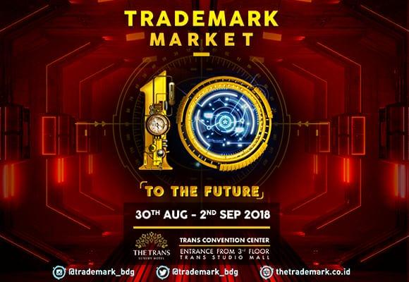 trademark market 10 bandung 2018