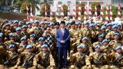 Indonesia Kirim 3532 Pasukan Perdamaian ke Kongo dan Lebanon
