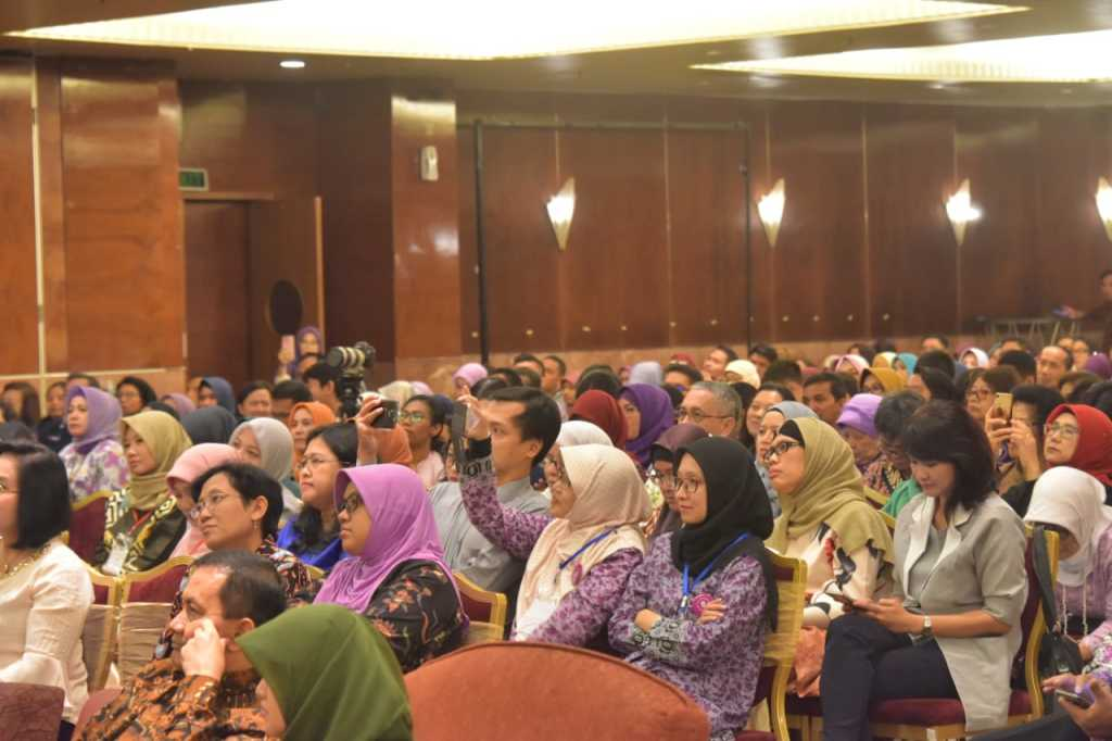 Kongres Himpunan Psikologi Indoenesia (Himpsi) XII di Bandung (2)