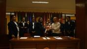 Panitia Pemilihan Rektor Unpad Serahkan Berkas ke Majelis Wali Amanat