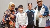 Siswa SDN 113 Banjarsari Harumkan Kota Bandung Di O2SN Nasional