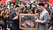 Pisah Sambut Emil Titip Kota Bandung Ke Oded