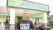 World Cleanup Day SMPN 55 Kota Bandung Angkut 4 Ton Sampah Sungai Cikendal