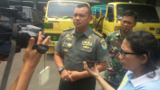 Kol Inf Yusep Dansektor 21 Beri Sangsi Pembuang Limbah Tinja