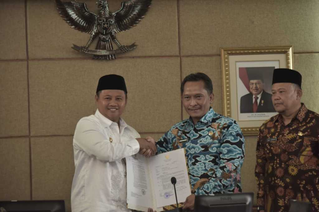 Sekda Kabupaten Cirebon Ditunjuk Menjadi Plh Bupati Cirebon