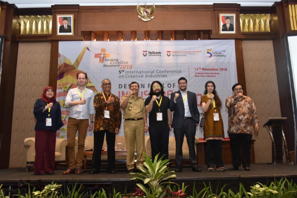 Pusat Ekonomi Kreatif Jabar Akan Hadir di 27 KabupatenKota