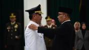 Ridwan Kamil Lantik Dicky jadi Penjabat (Pj) Bupati Cirebon