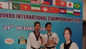 SMA Pasundan 1 Kota Bandung Juara Umum 2 Taekwondo Internasional