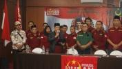 Satukan Persepsi Pemuda Bulan Bintang Dukung Jokowi-Ma'ruf Amin Di Pilpres 2019
