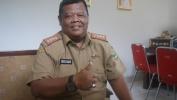 Dede Amar Himbau Guru Basa Sunda SMA/SMK/MA Ikut Acara Mekarkeun Sastra Sunda