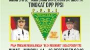 Pasanggiri Seni Ibing Penca PPSI Kabupaten Karawang 14-16 Desember 2018