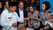 Samsat J'Bret Warga Jabar Bisa Bayar Pajak Kendaraan di Polsek & Minimarket