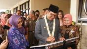 Pameran Pendidikan Dan Lab Komputer SMAN 3 Bandung Diresmikan Emil Gubernur Jabar