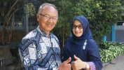 SMP Pahlawan Toha Sekolah Gratis Optimalkan Bantuan Dana Hibah Pemkot Bandung
