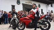 Bertemu Marc Marquez di Gedung Sate, Gubernur Ridwan Kamil Jalin Kerjasama dengan Honda