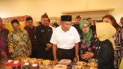 SMKN 9 Kota Bandung Dikunjungi Mendikbud Muhadjir Effendy