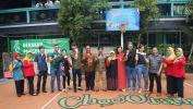 Tujuh Mahasiswa Mancanegara Adakan Kegiatan Kampaye Disabilitas Di SMPN 28 Kota Bandung