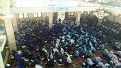 Ribuan siswa SMP Se-Bandung Timur Menulis Al Quran