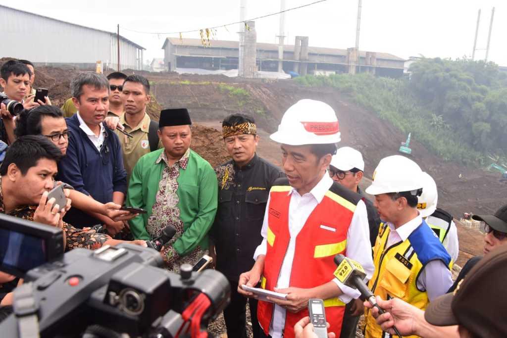 terowongan atasi banjir di kabupaten bandung